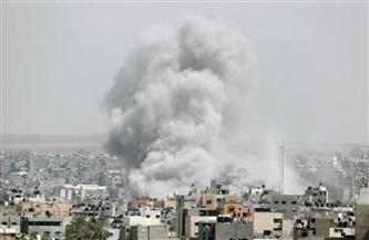بينهم أطفال.. مقتل مدنيين جراء قصف إسرائيلي في وسط سوريا
