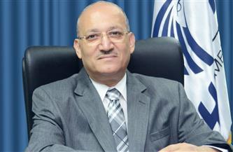 رئيس الشركة القابضة لمصر للطيران يتفقد مبنى المطبعة الفنية لمراجعة الإجراءات الاحترازية