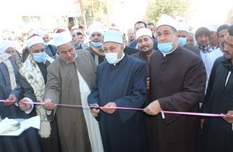 """افتتاح مسجدي """"الحاج سلمان"""" و""""آل همام"""" في سوهاج بتكلفة 4.6 مليون جنيه  صور"""