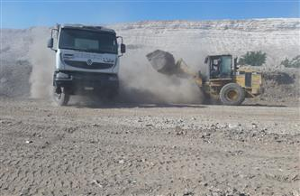 محافظ أسيوط: استكمال تطوير طريق (أسيوط - دير درنكة) أحد المحطات البارزة لمسار رحلة العائلة المقدسة| صور