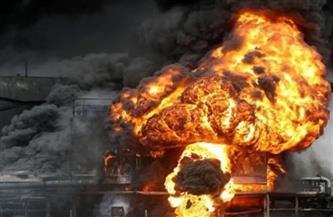إيران.. انفجار ضخم في مجمع بتروكيماويات بخراسان