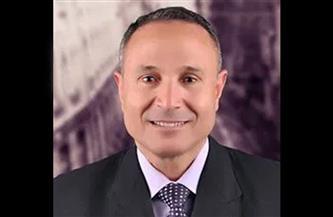 محافظ الفيوم ورئيس الجامعة ينعيان الصحفي مصطفى منسي