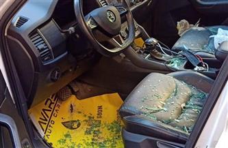 أثناء الصلاة.. تحطيم سيارة عضو مجلس نواب بكفرالشيخ وسرقة متعلقاته