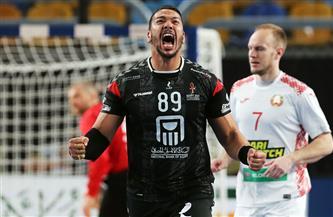 مونديال اليد.. مصر تتقدم على بيلاروسيا 21 - 14 بنهاية الشوط الأول