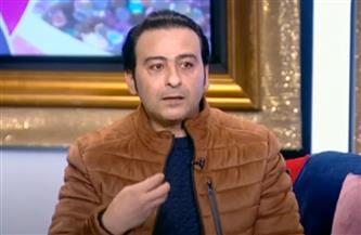 أحمد عزمي: «الوعد» نقلة في مسيرتي الفنية | فيديو