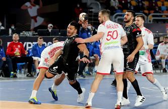 مونديال اليد.. مصر تكتسح بيلاروسيا بفارق 9 أهداف بالدوري الرئيسي | صور