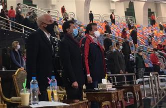 وزير الشباب والرياضة يهنئ المنتخب الوطني لكرة اليد أمام بيلاروسيا