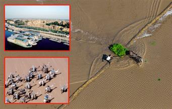 حديث الصور.. «مصر من فوق»