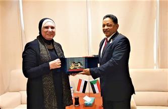 جامع: توافق مصري ـ سوداني لتعظيم الاستفادة من الخامات التعدينية المتاحة بالبلدين