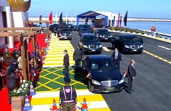 بث مباشر لافتتاح الرئيس السيسي مشروع الفيروز للاستزراع السمكي ببورسعيد