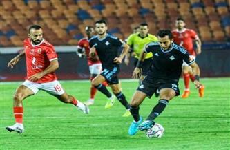 التشكيل المتوقع لبيراميدز أمام الأهلي اليوم بالدوري المصري