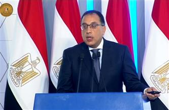 رئيس الوزراء: نعمل على رفع كفاءة المنافذ الحدودية لتسهيل حركة التجارة الدولية