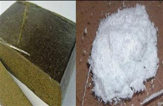 ضبط كمية من المخدرات بحوزة عامل بقصد الاتجار في سوهاج