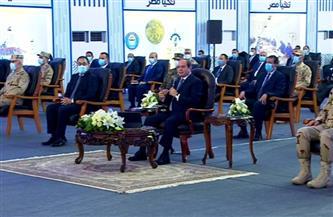 الرئيس-السيسي-مشروع-تطوير-القرى-المصرية-يحتاج-لتضافر-جهود-الدولة-والمجتمع-كافة
