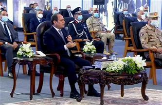 الرئيس-السيسي-مشروع-تطوير-القرى-سيغير-وجه-الريف-المصري-خلال-٣-سنوات