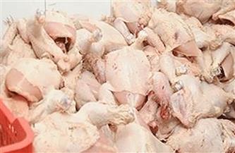 ضبط 104 كيلو لحوم ودجاج مصنعة منتهية الصلاحية بالعاشر من رمضان