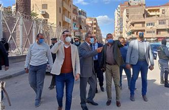 محافظ كفرالشيخ يتفقد الموقف العمومي الجديد وأعمال توسعة الشوارع وتطويرها | فيديو وصور