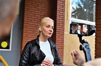 زوجة المعارض الروسي نافالني: الشرطة أوقفتني في موسكو