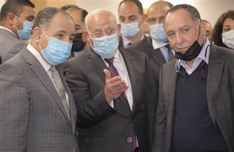 معيط فى افتتاح «المديرية المالية» ببورسعيد: الرئيس السيسى يُولى اهتمامًا كبيرًا بتطوير وميكنة منظومة العمل
