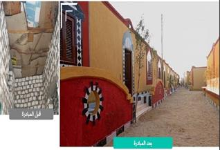 """تنفيذًا لتكليفات الرئيس السيسي..""""تطوير القرى المصرية"""" مشروع عملاق يخدم 58 مليون مصري"""