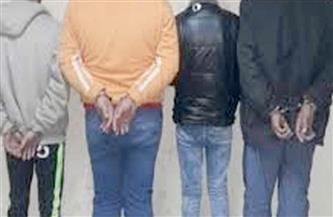 القبض على عصابة سرقة المواطنين وانتحال صفة رجال شرطة بمصر القديمة