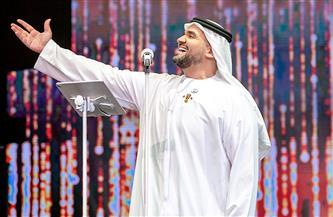 """حسين الجسمي يتغزل بحب السعودية في """"حي هالصوت"""""""