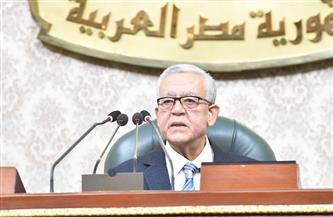 """رئيس النواب يحذف كلمتي """" بيه وباشا"""" من مضبطة المجلس"""