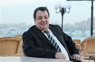 وفاة رئيس نادي الأدب بقصر ثقافة كفرالزيات متأثرا بفيروس كورونا |صور