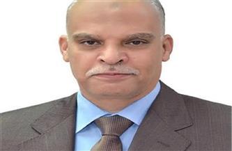 محمد منار على رأس مشيعي رئيس شركة مصر للطيران للصيانة
