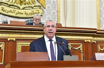 وزير الزراعة: إضافة أراض جديدة للرقعة الزراعية تصل إلى أكثر من 2 مليون فدان