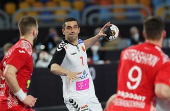 بيلاروسيا تهزم مقدونيا الشمالية في مونديال اليد مصر 2021