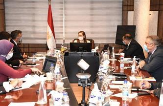 وزيرة التخطيط تستقبل ممثل «اليونيسيف» بمصر لمناقشة تنفيذ مبادرة «أجيال بلا حدود»  صور