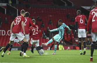 انطلاق مباراة مانشستر يونايتد وليفربول في كأس الاتحاد