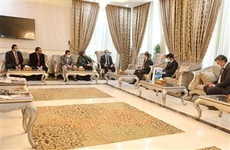 مستشار سفارة أوزبكستان بالقاهرة: مرصد الأزهر أصبح قدوة للعالم في مكافحة التطرف  صور