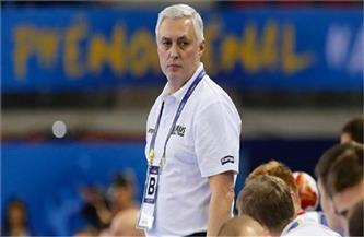 مدرب بيلاروسيا يشكر مصر على تنظيم بطولة العالم: لم نجد أي مشاكل