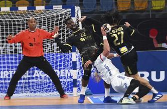 منتخب الديوك الفرنسية يلتهم دفاعات البرتغال ويتقدم 16- 12 ببطولة العالم لليد