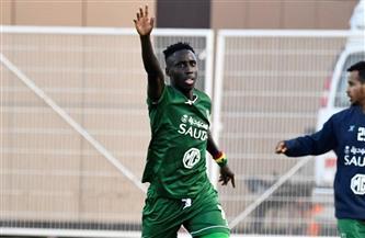 آل فتيل وأوسو لاعبا الأهلي سعيدان بالفوز على الاتفاق بالدوري السعودي
