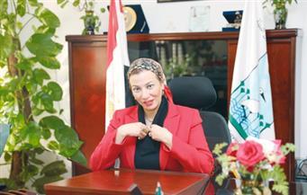 وزيرة البيئة في حوار لـ«الأهرام»: 200 مليون دولار تكلفة مجمع «العاشر» لتدوير ومعالجة المخلفات