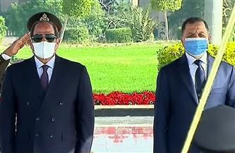 بعد قليل.. الرئيس السيسى يشهد احتفال وزارة الداخلية بعيد الشرطة