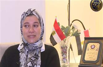 كلمات مؤثرة من زوجة الشهيد محمد وحيد بطل معركة الواحات   فيديو