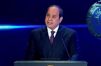 الرئيس السيسي: الإرهاب أصبح أداة صريحة لتنفيذ المخططات والمؤامرات