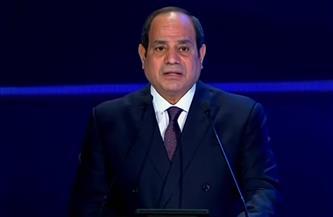 الرئيس السيسي: أتوجه بتحية وفاء وتقدير لشهداء الشرطة.. ومصر لن تنساهم أبدا