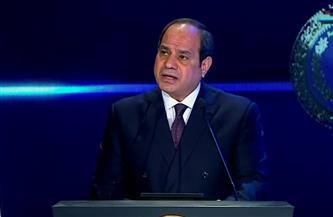 الرئيس السيسي: رجال الشرطة جسدوا بتضحياتهم قيمة الكبرياء الوطنى