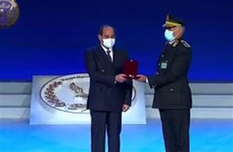 """""""دايمًا جاهزين"""".. رسالة خاصة من أبطال الشرطة إلى الرئيس السيسي"""