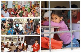 في اليوم العالمي للتعليم.. 258 مليون طفل وشاب غير ملتحقين بالمدارس و617 مليونا لا يستطيعون القراءة والكتابة