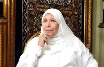 تشييع جثمان الداعية عبلة الكحلاوي من مسجد الباقيات الصالحات بالمقطم| صور