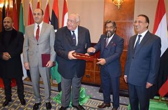 رئيس الأكاديمية الدولية لبناء الأجسام بدبي يهنئ عادل فهيم برئاسة الاتحاد العربي