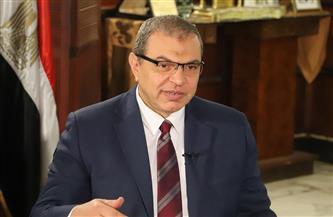 وزير القوى العاملة يتابع تنفيذ إجازة ثورة 25 يناير وعيد الشرطة بالقطاع الخاص