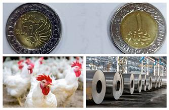 """أهم أخبار الاقتصاد: التزامات يناير الضريبية.. صور العملات الجديدة.. أسعار الحديد.. 13 مليارًا لـ""""الألومنيوم"""""""
