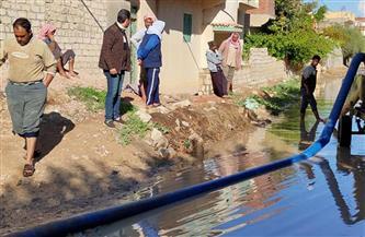 آمال-قاطني--قرى-بالإسكندرية-تتحقق-بـحياة-كريمة-الأهالي-إدخال-المرافق-والصرف-الصحي-حلمنا- -صور